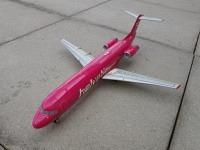 Fokker 100 Helvetic Airways 1:75 HB-JVF