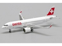 """Airbus A320neo Swiss HB-JDB, """"Riederalp"""""""