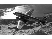 DC-2 Swiss Air Lines  HB-ITI