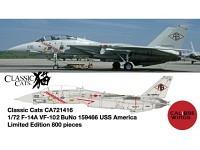 F-14A VF-102 BuNo 159466 USS America