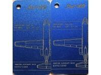 Fuselage Creations Tag - Yak-40 Blue Glanz