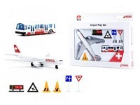 Airport Play Set Swiss (Spielzeug)