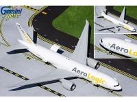 Boeing 777F Aerologic D-AALD (interactive / open doors)