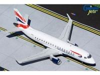 Embraer E170 British Airways Cityflyer G-LCYG