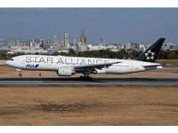 Boeing 777-200 ANA Star Alliance JA712A