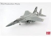 "F-15A Baz ""first MIG-25 killer"" 672, No. 133 Squadron, Israeli Air Force, Feb 13, 1981"