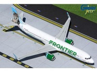 """A321neo Frontier Airlines N704FR """"Virginia the Wolf"""""""