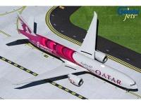"Boeing 777-300ER Qatar Airways A7-BEB ""FIFA World Cup 2022"""