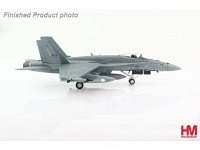 "CF-188A (CF-18) ""No Fly Zone over Libya 2011"" 188759, 425 Sqn., CAF, QIAS 2016"