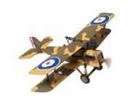 S.E.5a D3511, Major R.S. Dallas-1918, Australia, RAF, Biplane