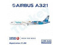 """A321 Turkish Airlines """"Discover the Potential - Turkey"""" TC-JRG"""