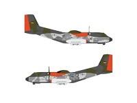 """C-160 Transall Luftwaffe LTG 63 50+40, """"Retro Bummel"""""""
