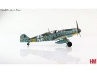 """Bf109G-6 Luftwaffe """"Erich Hartmann"""" Yellow 1, 20499.9., JG 52 1943"""