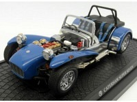 """Caterham Super Seven Clam Shell Wing """"BLUE"""", Kyosho 7020BL"""