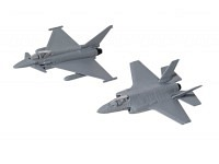 Defence of Realm Collection F-35 & Eurofighter Toy Planes