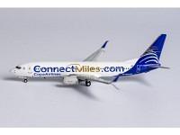 "Boeing 737-800 Copa Airlines HP-1848CMP ""ConnectMiles"""