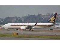 Boeing 737-8Max, Singapore Airlines, 9V-MBN