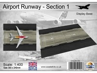 Diorama Runway Section 1 1:400