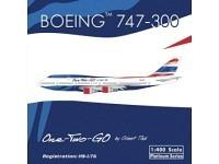 "Boeing 747-300 Orient Thai HS-UTK ""one two go"""