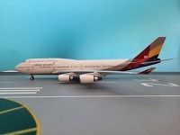 Boeing 747-48E Asiana Airlines HL7428