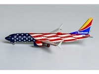 """Boeing 737-800 Southwest Airlines N500WR """"Freedom One"""""""