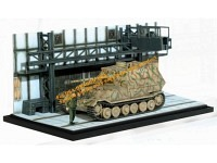 """Elefant """"Ready for the Front"""", Diorama"""