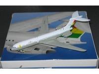 VC-10 Ghana Airways 9G-ABO (ohne Cheatline)