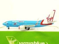 Boeing 737-700 Virgin Blue (blau) VH-VBY